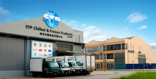 STP Chilled & Frozen Products ::